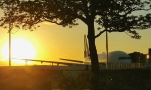 黄金の飛行機